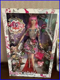 Tokidoki Barbie Doll limited edition collectors item Japan toy Black Label Nrfb