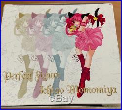 Tokyo Mew Mew Perfect Figure TAKARA Japan Doll Ichigo Bell Strawber Vintage RARE