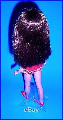 VHTF Vintage Mod 1964 Two Tone Dk Cherry Straight Leg Skipper Japan Mint