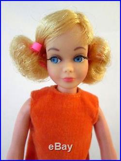 VHTF Vtg Sears Exclusive Very Best Velvet Living Skipper JAPAN Doll & Outfit