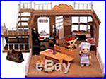 VILLAGE BAKERY 1996 vintage Rare Epoch Japan HA-23 Sylvanian Families
