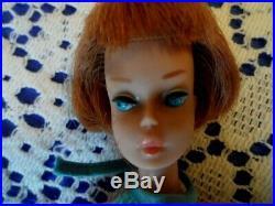 VINTAGE BARBIE AMERICAN GIRL 1960's JAPAN TITIAN HAIR