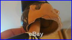 (VTG) 1960s PITTSBURGH PIRATES MASCOT BOBBLE HEAD NODDER DOLL JAPAN GREEN BASE