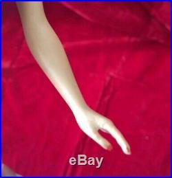 VTG MATTEL 1959 #3 PONYTAIL Barbie doll TM #850 Original clothes and bag
