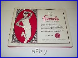 Vhtf Vintage Barbie Francie #ds2240 Japan Market Gown -complete-nrfb-mib