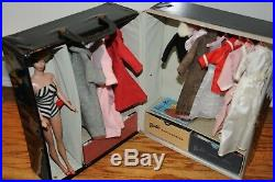 Vintage 1950's Mattel Barbie Blonde Doll Japan Feet Original 58 Ideal Pre 1967