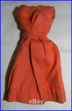 Vintage 1958 Ponytail Barbie, Brunette Straight leg Japan on foot
