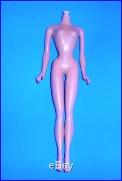Vintage 1959 # 2 / 3 Ponytail Barbie TM 850 Doll Body Japan