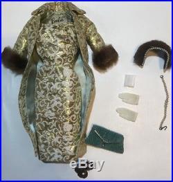 Vintage 1959 Tm Barbie Evening Splendor #961 Complete Htf Hanky #1 Japan Shoes