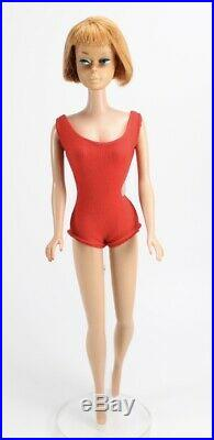 Vintage 1960's Titian American Girl Barbie Doll with Bendable Legs JAPAN MADE
