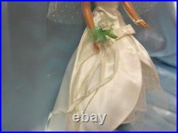 Vintage 1965 Barbie BEAUTIFUL BRIDE on AMERICAN GIRL DOLL #1698