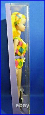 Vintage 1966 Barbie Color Magic Golden Blond/Scarlet in OSS & Plastic Closet-VGC