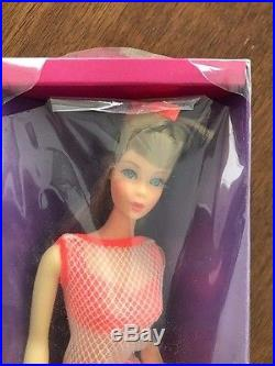 Vintage 1966 Twist n Turn barbie NIB Made in Japan Stock #1160