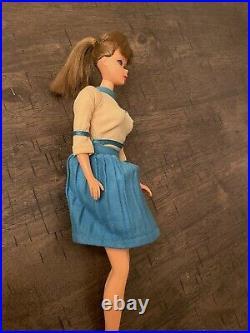 Vintage 1967-68 Mod Era TNT BARBIE Ash Blonde/Light Brown Rare