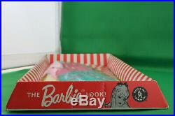 Vintage 1968 Mattel Barbie & Stacey Fashion #1804 KNIT HIT Mint NRFB
