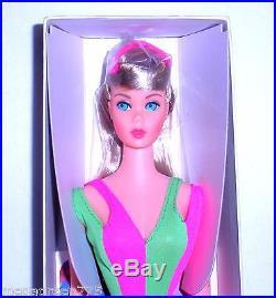 Vintage 1970 Ash Blonde Standard Barbie Teenage Model 1190 Japan NRFB Mint