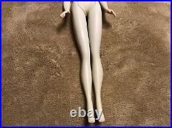 Vintage #3 Blond Barbie #2 Body Japan In Box #2 Tm Stand & Booklet # 1 Tm Box