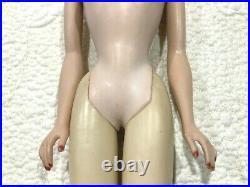 Vintage #3 Ponytail Barbie Doll Near-Perfect Heavy TM Body