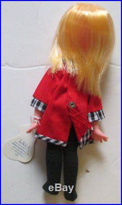 Vintage 60s HERMAN PECKER Big Eyes LARA Doll 8, Japan Blythe/Kamar Era