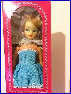 Vintage 60s Tammy Japan Japanese Exclusive Dressed Boxed Doll Very Rare NRFB