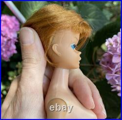 Vintage American Girl Barbie Doll Bend Leg