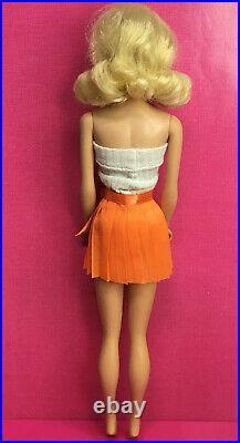 Vintage BARBIE Friend No Bangs Blonde Midge FRANCIE DOLL byApril