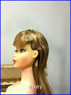 Vintage BARBIE TNT Doll OSS Great Complexion Lashes & Japan Body