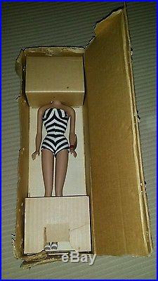 Vintage Barbie 1972 Montgomery Ward Exclusive Dead Mint Shipper Box Tagged Japan
