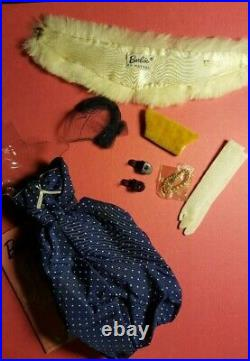 Vintage Barbie #964 Gay Parisienne 1959 HTF RARE ORIGINAL