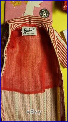 Vintage Barbie #968 Roman Holiday 1959 HTF RARE ORIGINAL