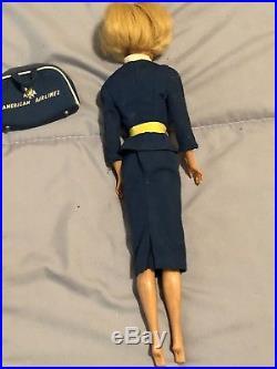 Vintage Barbie American Girl Blonde Japan Gorgeous Hair 1958
