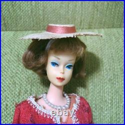 Vintage Barbie American Girl Blonde Side Part Head Rare Fashion Doll 60s JP Ltd