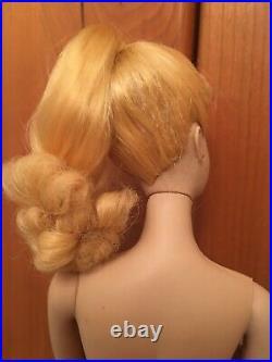 Vintage Barbie Blonde Brown Eyeliner #3 All Original