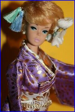 Vintage Barbie Bubble Cut 1962 & Japan Fashion Look & #1655 Under Fashions 1966