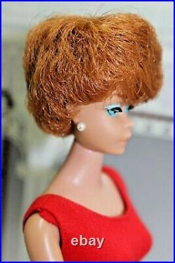 Vintage Barbie Bubble Cut Titan 1963 & Bubble Cut vintage Box 60er