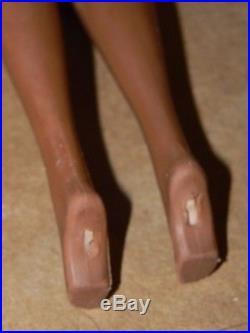 Vintage Barbie Christie Twist N Turn Japan
