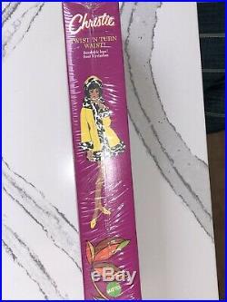 Vintage Barbie Christie Twist and Turn Waist Doll NRFB #1119