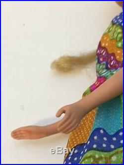 Vintage Barbie Cousin Growin Pretty Hair Francie Doll Japan