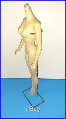 Vintage Barbie Doll Body Only #3 EXCELLENT 1959 JAPAN