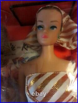 Vintage Barbie Doll Fashion Queen NRFB Original Box