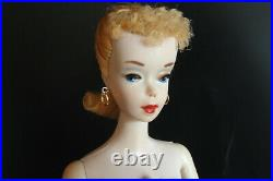 Vintage Barbie Doll Ponytail #3 withstand circa'1960