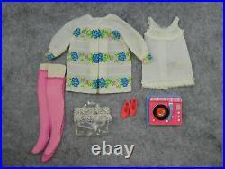 Vintage Barbie Francie's Sugar Sheers Complete 1969 VGC