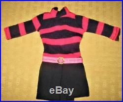 Vintage Barbie Japanese Exclusive Striped Dress Pg 129 Barbie In Japan Book Rare