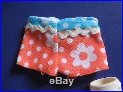 Vintage Barbie Kitty Kapers Skirt Shorts Jacket Top Japan Boots