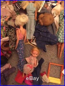 Vintage Barbie Lot Barbie 850 Japan Box Gay Doll