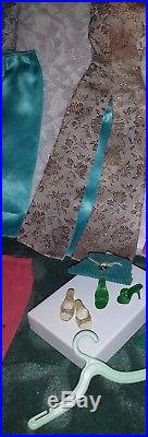 Vintage Barbie Lot, Minty Evening Gala, Arabian Nights, Tagged Swim Suit, Japan Heel
