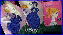 Vintage Barbie Lot, Stunning #4 Ponytail Doll, TM Gay Parisienne, #1 Japan Heels