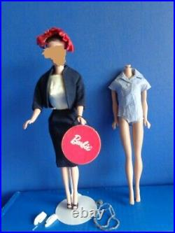 Vintage Barbie Outfit Commuter Set Complete #916 1959-60