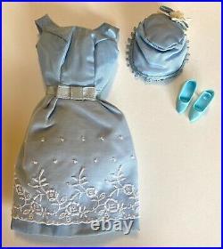 Vintage Barbie Outfit Reception Line #1654 (1966-67)- Complete