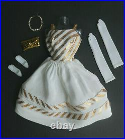 Vintage Barbie RARE 1965 Country Club Dance Outfit #1627 Complete & Gorgeous